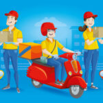 Delivery Application for Food & Groceries